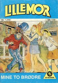 Cover Thumbnail for Lillemor (Serieforlaget / Se-Bladene / Stabenfeldt, 1969 series) #7/1990