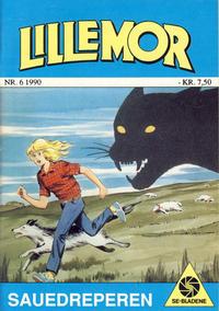Cover Thumbnail for Lillemor (Serieforlaget / Se-Bladene / Stabenfeldt, 1969 series) #6/1990