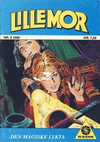 Cover Thumbnail for Lillemor (Serieforlaget / Se-Bladene / Stabenfeldt, 1969 series) #3/1990