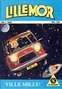 Cover Thumbnail for Lillemor (Serieforlaget / Se-Bladene / Stabenfeldt, 1969 series) #1/1990