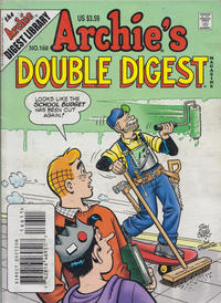 Cover Thumbnail for Archie's Double Digest Magazine (Archie, 1984 series) #166 [Direct Edition]