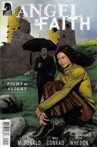 Cover Thumbnail for Angel & Faith Season 10 (Dark Horse, 2014 series) #15 [Variant Cover - Mike Norton & Michelle Madsen]