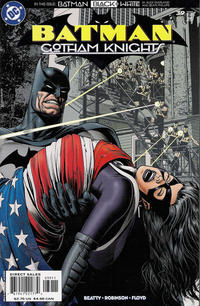 Cover Thumbnail for Batman: Gotham Knights (DC, 2000 series) #39 [Direct Sales]