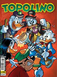 Cover Thumbnail for Topolino (The Walt Disney Company Italia, 1988 series) #2985