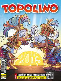 Cover Thumbnail for Topolino (The Walt Disney Company Italia, 1988 series) #2980