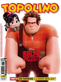 Cover Thumbnail for Topolino (The Walt Disney Company Italia, 1988 series) #2977