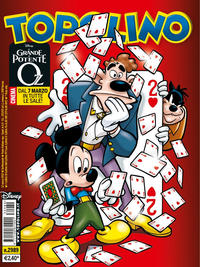 Cover Thumbnail for Topolino (The Walt Disney Company Italia, 1988 series) #2989
