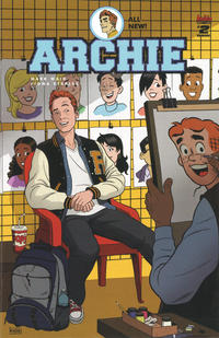 Cover Thumbnail for Archie (Archie, 2015 series) #2 [Cover E - Paolo Rivera]