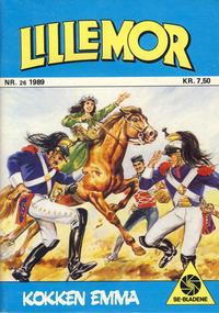 Cover Thumbnail for Lillemor (Serieforlaget / Se-Bladene / Stabenfeldt, 1969 series) #26/1989