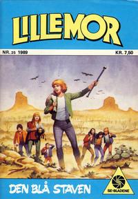 Cover Thumbnail for Lillemor (Serieforlaget / Se-Bladene / Stabenfeldt, 1969 series) #25/1989