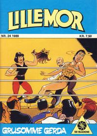 Cover Thumbnail for Lillemor (Serieforlaget / Se-Bladene / Stabenfeldt, 1969 series) #24/1989