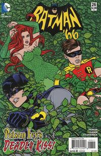 Cover Thumbnail for Batman '66 (DC, 2013 series) #26