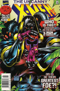 Cover Thumbnail for The Uncanny X-Men (Marvel, 1981 series) #345 [Newsstand]