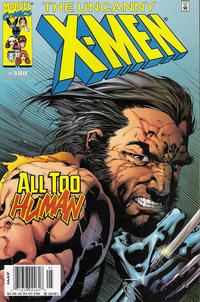 Cover Thumbnail for The Uncanny X-Men (Marvel, 1981 series) #380 [Newsstand Edition]