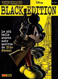 Cover Thumbnail for Topolino Special Edition (Panini, 2014 series) #1 - Topolino Black Edition