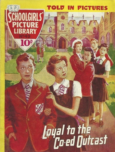 Cover for Schoolgirls' Picture Library (IPC, 1957 series) #49