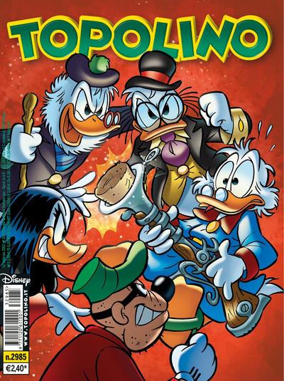 Cover for Topolino (The Walt Disney Company Italia, 1988 series) #2985