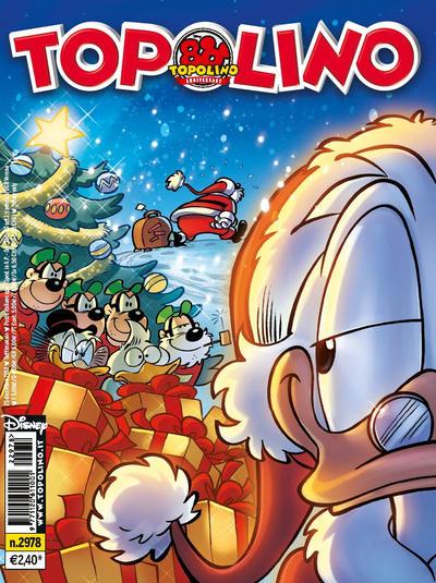 Cover for Topolino (The Walt Disney Company Italia, 1988 series) #2978