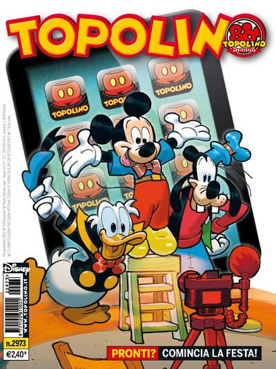 Cover for Topolino (The Walt Disney Company Italia, 1988 series) #2973