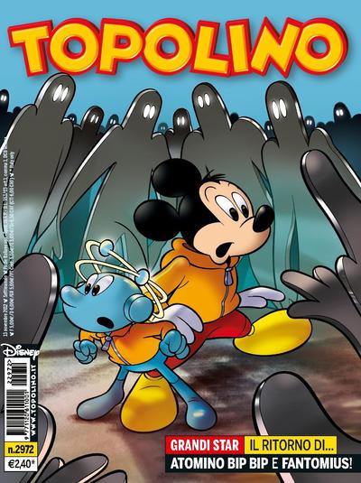 Cover for Topolino (The Walt Disney Company Italia, 1988 series) #2972