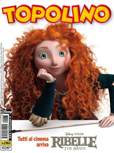 Cover for Topolino (The Walt Disney Company Italia, 1988 series) #2963