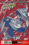 Cover for Silver Surfer (Marvel, 2014 series) #11