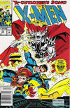 Cover for X-Men (Marvel, 1991 series) #15 [Newsstand Edition]