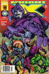 Cover for Mutant X (Marvel, 1998 series) #22 [Newsstand Edition]