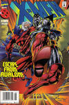 Cover Thumbnail for X-Men (1991 series) #43 [Newsstand]