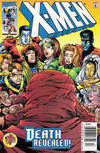 Cover Thumbnail for X-Men (1991 series) #95 [Newsstand Edition]