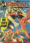 Cover for Tarzan (Semic, 1976 series) #24/1976