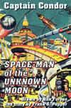 Cover for Captain Condor Space-Man of the Unknown Moon (Amalgamated Press, 1950 ? series)