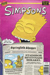 Cover for Simpsons (Egmont, 2001 series) #6/2003