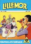 Cover for Lillemor (Serieforlaget / Se-Bladene / Stabenfeldt, 1969 series) #11/1989