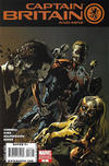 Cover for Captain Britain and MI: 13 (Marvel, 2008 series) #6 [Marvel Zombies Variant]