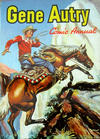 Cover for Gene Autry Comic Annual (World Distributors, 1957 ? series) #1957