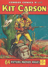 Cover for Cowboy Comics (Amalgamated Press, 1950 series) #100