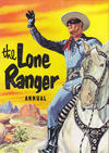 Cover for The Lone Ranger Annual (World Distributors, 1953 series) #1963
