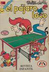 Cover for El Pájaro Loco (Editorial Novaro, 1951 series) #394