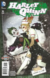 Cover Thumbnail for Harley Quinn (2014 series) #19 [Ant Lucia DC Bombshells Variant]