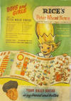 Cover for Peter Wheat News (Peter Wheat Bread and Bakers Associates, 1948 series) #38