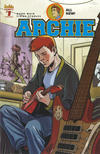 Cover for Archie (Archie, 2015 series) #1 [Cover N - Mike Norton]