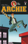 Cover for Archie (Archie, 2015 series) #1 [Cover K - Dean Haspiel]