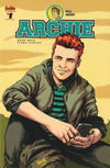 Cover for Archie (Archie, 2015 series) #1 [Cover J - Robert Hack]