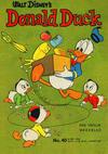 Cover for Donald Duck (Geïllustreerde Pers, 1952 series) #40/1962