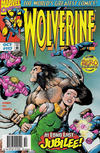 Cover Thumbnail for Wolverine (1988 series) #117 [Newsstand Edition]