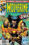 Cover Thumbnail for Wolverine (1988 series) #115 [Newsstand Edition]