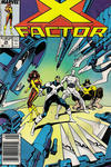 Cover Thumbnail for X-Factor (1986 series) #28 [Newsstand]