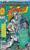 Cover for X-Force (Marvel, 1991 series) #18 [Newsstand Edition]