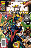 Cover for X-Men Unlimited (Marvel, 1993 series) #25 [Newsstand]
